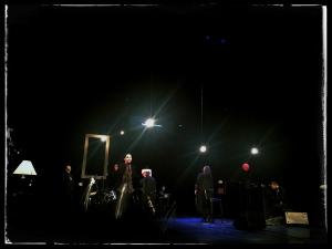 Predstava, Atelje 212 Beograd, 13.06.2016 Foto: Irena Herak