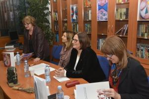 Promocija Slovenike v Beogradu